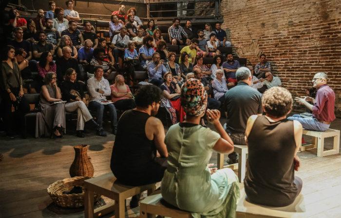 A 17ª edição acontece até domingo no Teatro Hermilo. Foto: Andrea Rego Barros/Divulgação