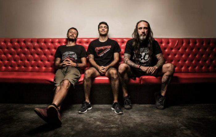 Os veteranos do Dead Fish se apresentam no Recife Foto: Garage Sounds/Divulgação.