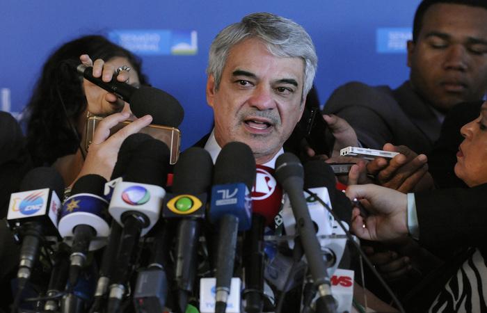 Humberto Costa diz que Bolsonaro é um desastre.Foto:Divulgação