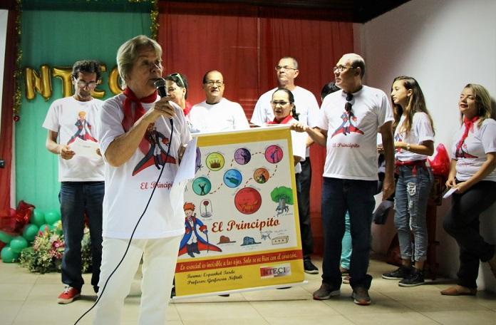As opções são inglês, espanhol e informática básica excel. Foto: Maira Correa/Prefeitura de Olinda/Divulgação