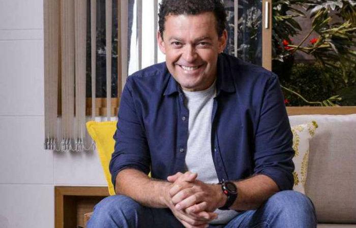 O apresentador falou sobre sua saída e fez críticas à emissora em entrevista ao canal do YouTube Pingue Pongue com Bonfá. Foto: Divulgação/Rede Globo