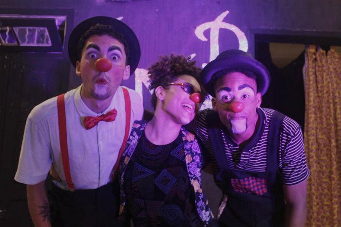 Espetáculo acontece  sempre às 20h, na Casa Maravilhas, bairro da Boa Vista. Foto: Divulgação