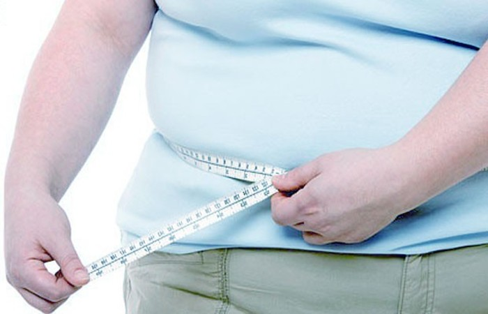 O crescimento da obesidade tem sido maior entre adultos de 25 a 34 anos e 35 a 44 anos. Foto: Divulgação.