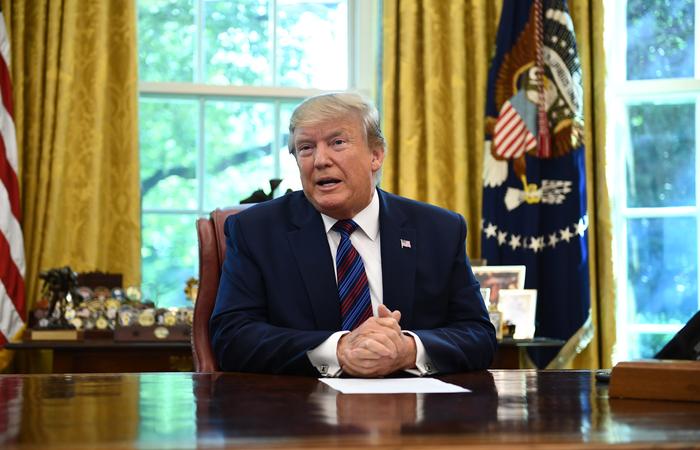 Foto: Brendan Smialowski/AFP  (Foto: Brendan Smialowski/AFP )