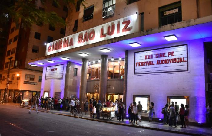 Festival é realizado no Cinema São Luiz. Foto: Felipe Souto Maior/Divulgação
