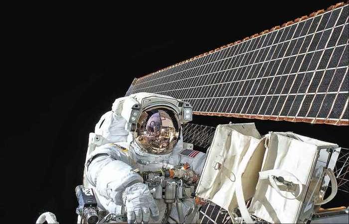 Exercícios ajudam astronauta a lidar com situações adversas e se preparar para missões mais longas. Foto: Nasa/divulgação