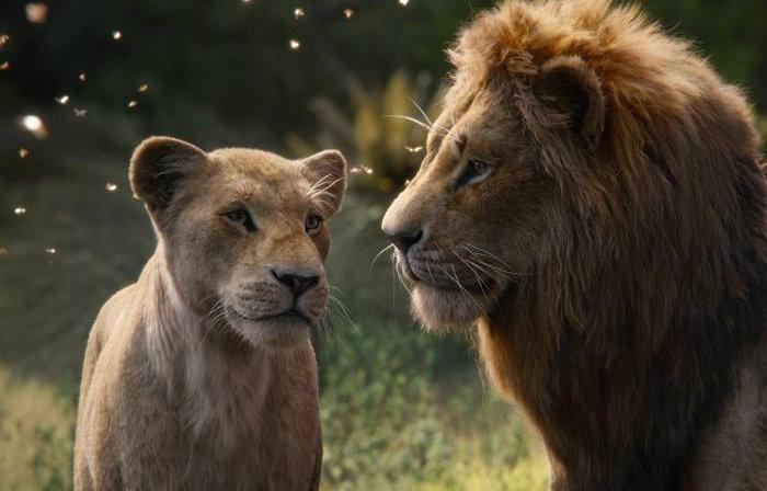 Mais de 2,6 milhões de pessoas foram ao cinema para assistir a luta pelo reino entre o leão Simba e seu tio Scar. Foto:Disney/Divulgação