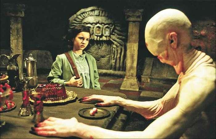 Lançado em 2006, o longa O labirinto do fauno faturou três estatuetas no Oscar e a gorda bilheteria de US$ 83 milhões. Foto: Divulgação/Warner Bros. (Foto: Divulgação/Warner Bros.)