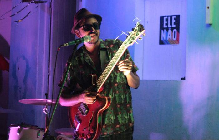Juvenil Silva é um dos músicos que se apresentará na Jam. Foto: Divulgação