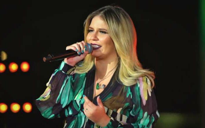 Os ingressos eram para o show de Marília Mendonça em Rio Branco. Foto: Reprodução/Youtube