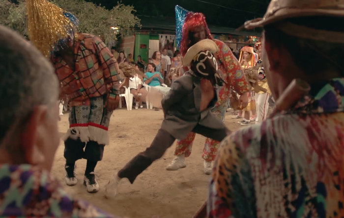 O documentário Salustianos, do pernambucano Tiago Leitão, abre a disputa dos longas-metragens. Foto: Reprodução/Salustianos