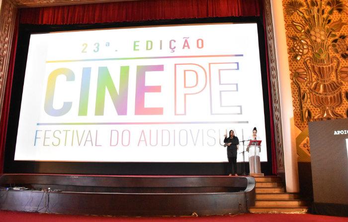 A 23ª edição do Cine PE chegou ao fim na noite deste domingo (4) no Cinema São Luiz. Foto: Felipe Souto Maior/Divulgação