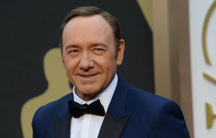 A carreira do ator de 60 anos está parada desde que surgiram as primeiras acusações por assédio sexual. Foto: AFP