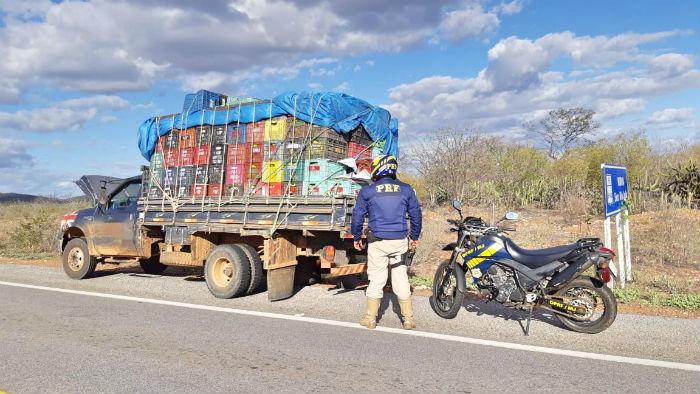 Foto: PRF/Divulgação.