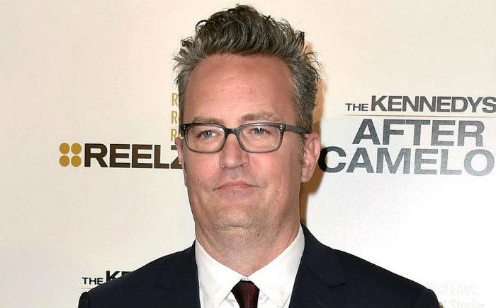 Matthew que interpretava Chandler, luta contra depressão e vício em remédios. Foto: AFP/Arquivo)