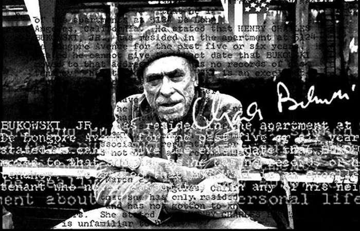 Entenda por que Charles Bukowski entrou no trending topics