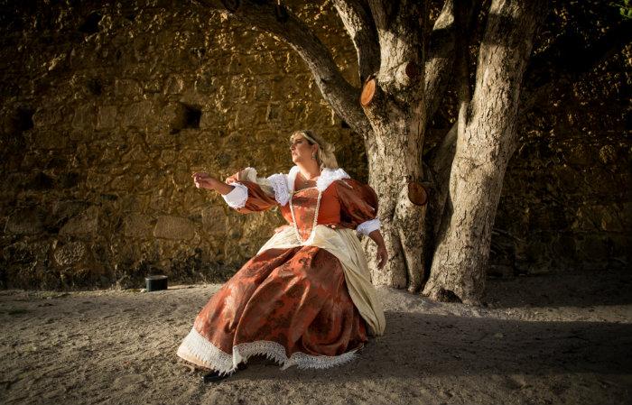Leonor é tida como a primeira ópera pernambucana. Foto: Peu Ricardo/Divulgação.