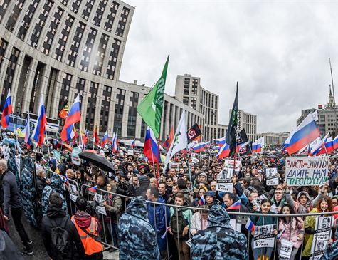 Foto: Yuri Kadobnov / AFP.