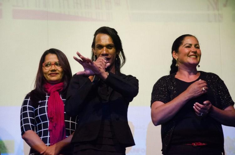 Desyrrê conquistou prêmios por obra sobre a sua vida. Crédito: Jan Ribeiro/Secult-PE