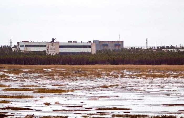 Base militar russa. Foto: AFP