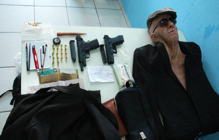 Foto: Divulgação / Polícia