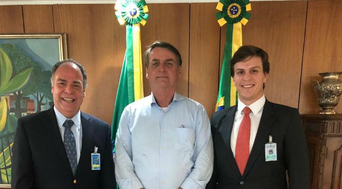 A reunião foi articulada pelo senador Fernando Bezerra Coelho. FOTO: Divulgação