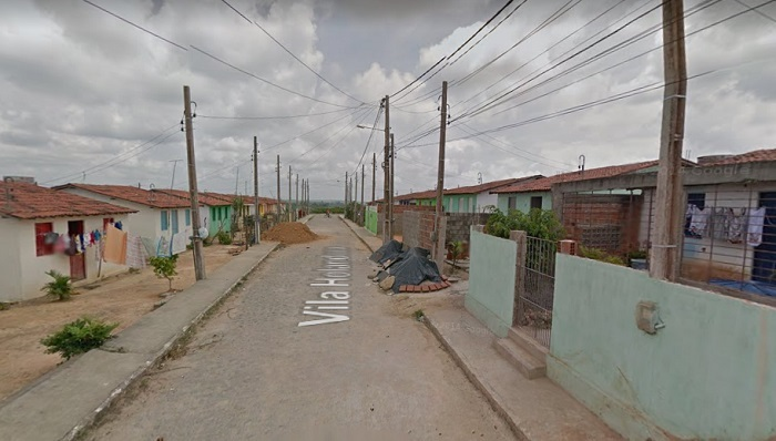 Crime aconteceu na cidade de Moreno, na RMR. Foto: Google Street View