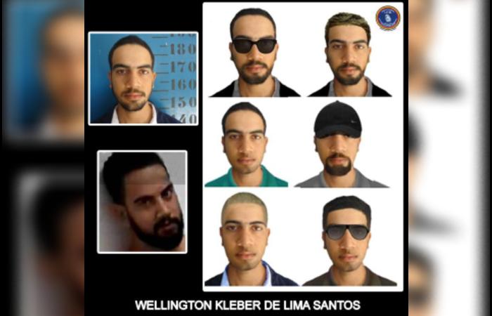 Segundo a polícia, Wellington Kleber de Lima teve participação na investida - Foto: Divulgação/Polícia Civil