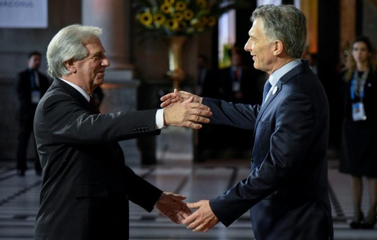 AFP/Arquivos / STRINGER (AFP/Arquivos / STRINGER)
