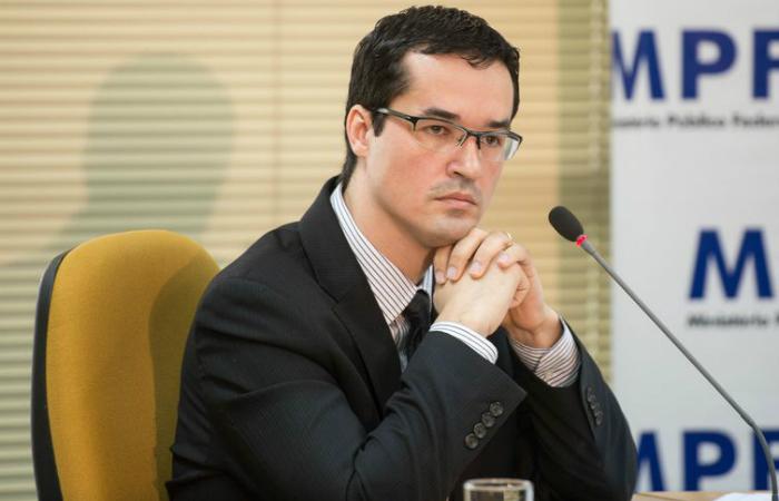 Procurador da República Deltan Dallagnol. Foto: Marcelo Camargo/Arquivo Agência Brasil