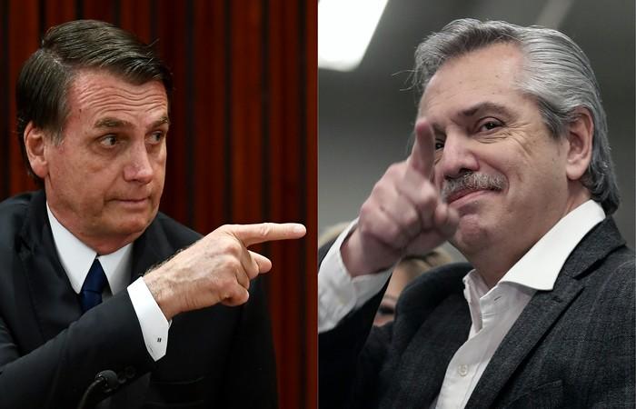 Alejandro Pagni/Evaristo Sa/AFP