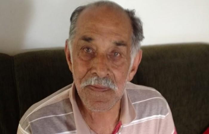 João Nunes Franco, 92 anos. Foto: Arquivo Pessoal