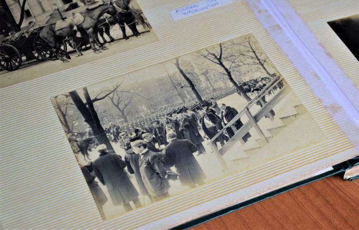 A exposição inclui um diário pessoal de Nabuco datado em 1888, ano da abolição da escravatura no Brasil. Foto: Divulgação/Fundaj