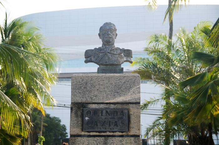 Resultado de imagem para Praça Duque de Caxias em Olinda será revitalizada