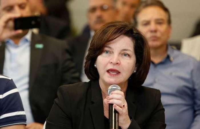 Existe a possibilidade de Raquel Dodge continuar na função por vontade do presidente. Foto: Isac Nóbrega/PR (Foto: Isac Nóbrega/PR)