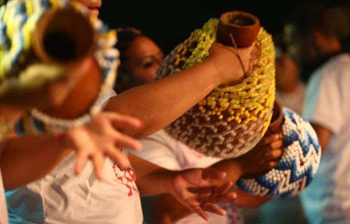 Terça Negra é um evento que é realizado há 19 anos no Pátio de São Pedro. Foto: Bruno Campos/Divulgação