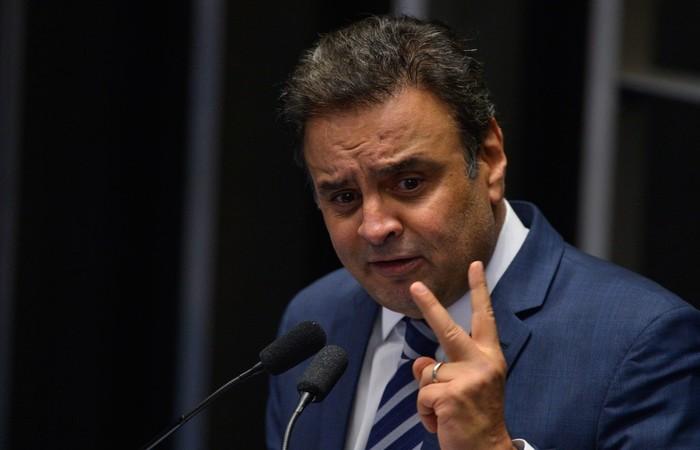 Aécio teria pedido, em março de 2017, R$ 2 milhões a Joesley Batista, da JBS. Foto: Fabio Pozzebom/Agência Brasil (Foto: Fabio Pozzebom/Agência Brasil)
