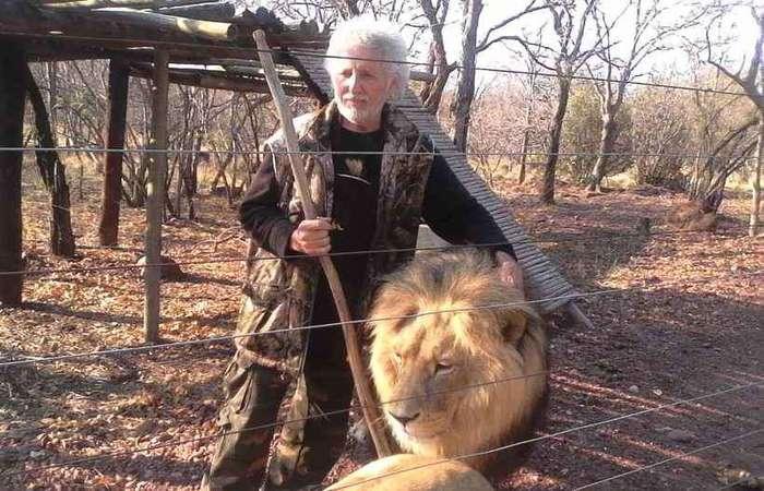 Reprodução/Mahala View Lion Game Lodge