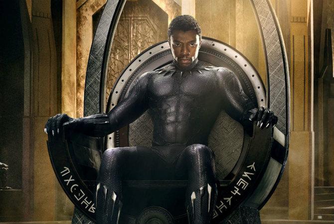 A produção arrecadou mais de US$ 200 milhões na bilheteria e teve destaque internacional com 'Pantera Negra'. Foto: Marvel Studios/Divulgação
