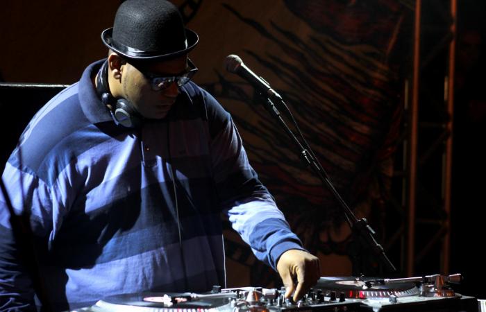 DJ Big. Foto: Foto Costa Neto/Divulgação