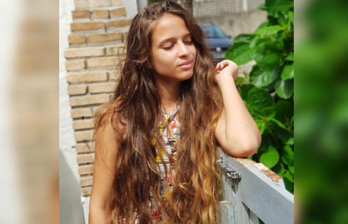 Débora sofreu escalpelamento em kart no Recife - Foto: Reprodução/Instagram