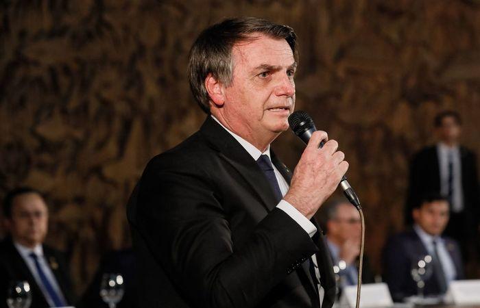 Foto: Isac Nobrega/PR  (Foto: Isac Nobrega/PR )