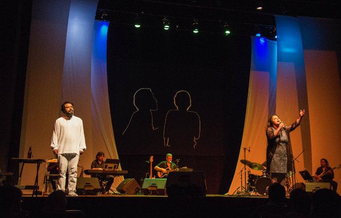 Fazem parte do repertório cerca de 16 canções de autoria de Gonzaguinha. Foto: Divulgação