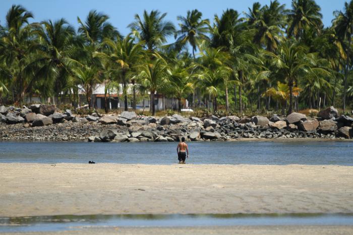Na imagem, a praia de Maracaípe. Foto: Peu Ricardo/DP. (Na imagem, a praia de Maracaípe. Foto: Peu Ricardo/DP.)