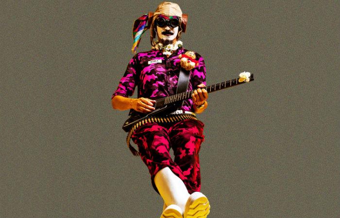 O terceiro álbum de Siba está previsto para o dia 6 de setembro. Foto: José de Holanda/Divulgação