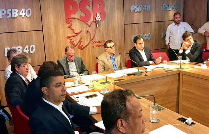 A reunião do diretório nacional será em Brasília nesta sexta e sábado. FOTO: PSB/Divulgação