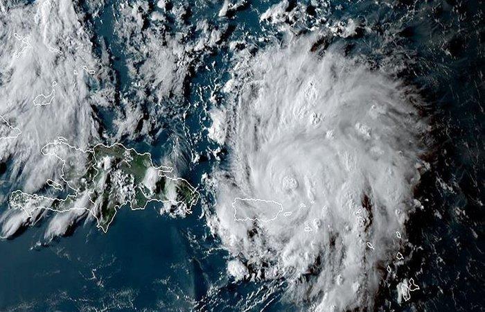 oto: Jose Romero / NOAA/RAMMB / AFP / CP