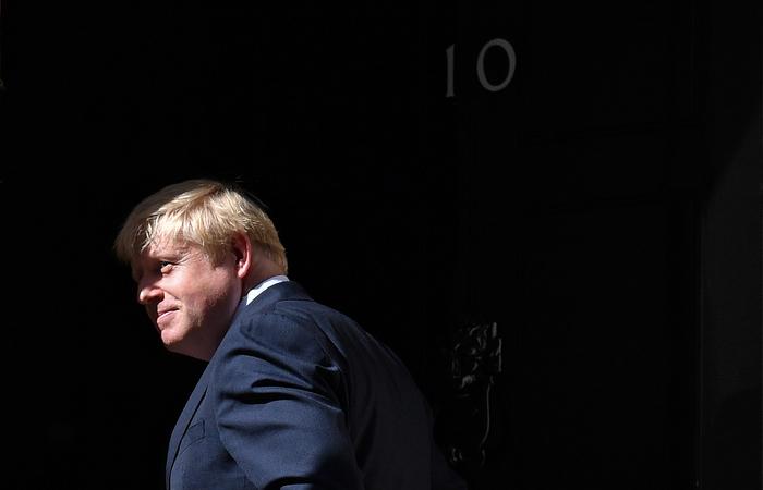 Ben Stansall/AFP