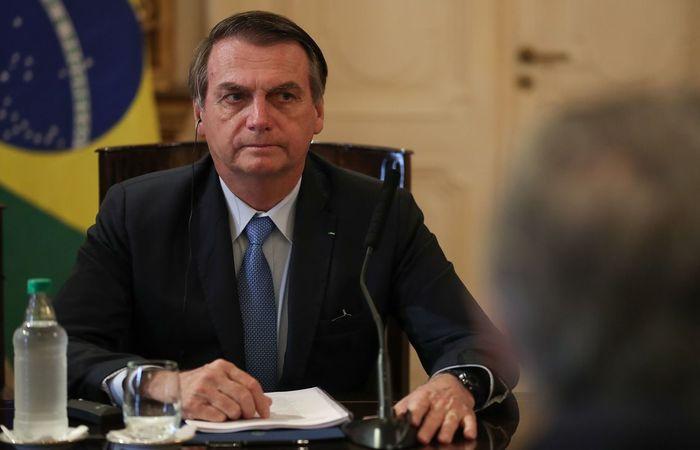 A Medida Provisória (MP) que vai instituir a carteira digital do estudante deve assinada pelo presidente Jair Bolsonaro nesta semana. Foto: Marcos Corrêa/AFP (Foto: Marcos Corrêa/AFP)