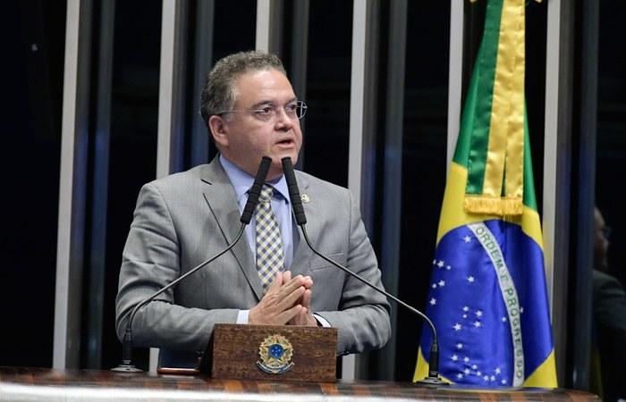 Roberto Rocha (PSDB-MA) pretende entregar seu relatório nas próximas semanas. Foto: Waldemir Barreto/Agência Senado (Foto: Waldemir Barreto/Agência Senado)